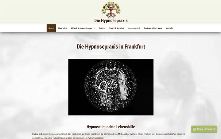 Die Hypnosepraxis
